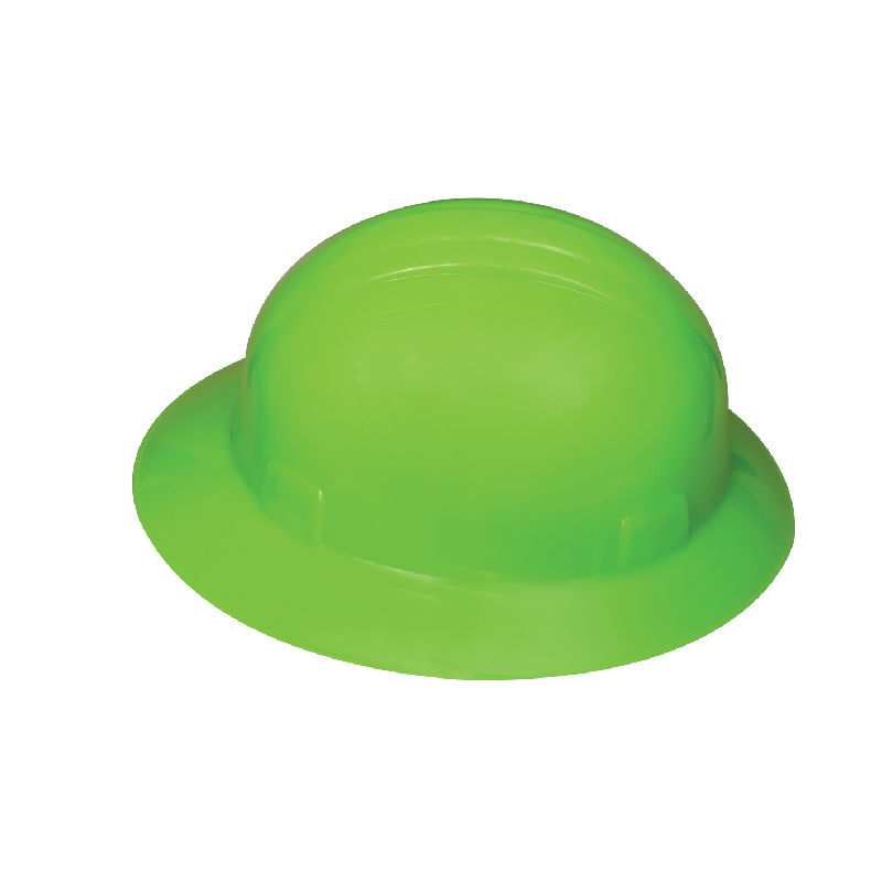 CASCO VERDE HIGH VISIBILITY